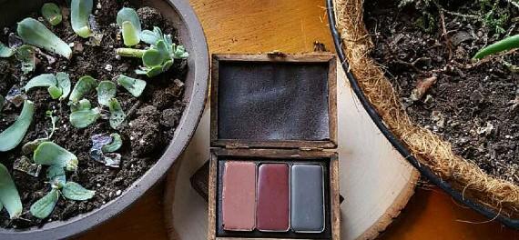 Worn Cosmetics/ Etsy