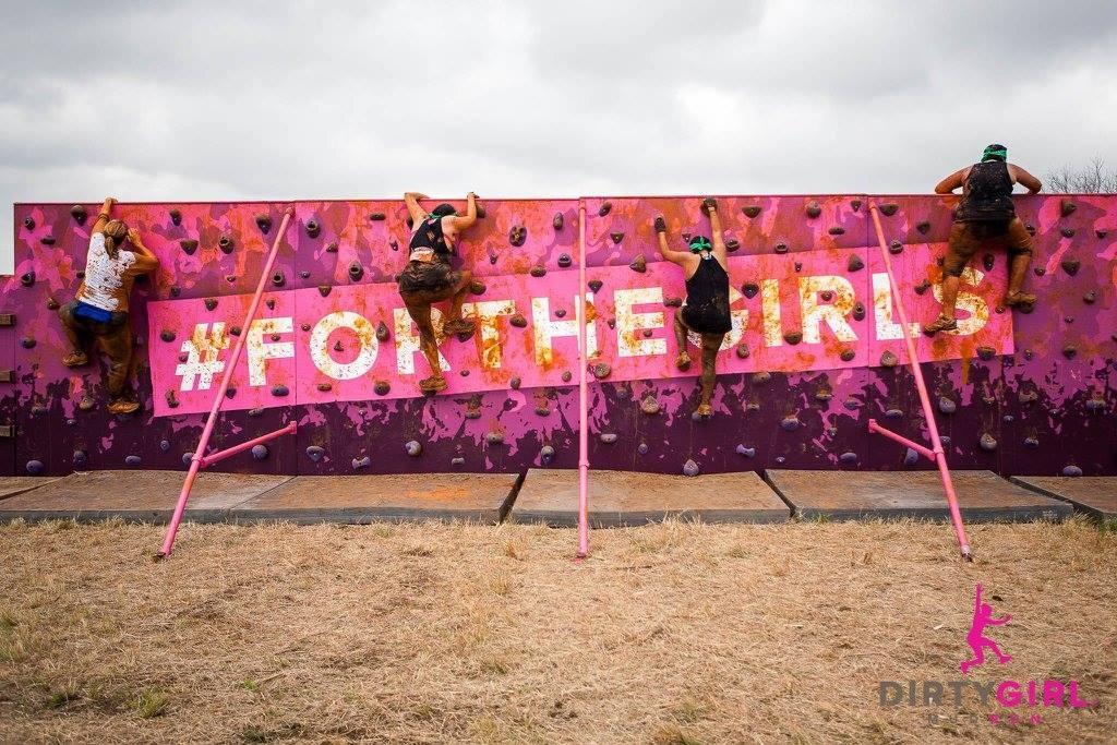 Dirty Girl Mud Run/ FB