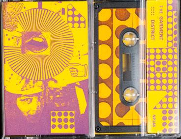 Melody Elder on tape Courtesy of Jennifer Baron