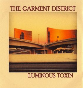 Luminous Toxin Album Cover Courtesy  of Jennifer Baron