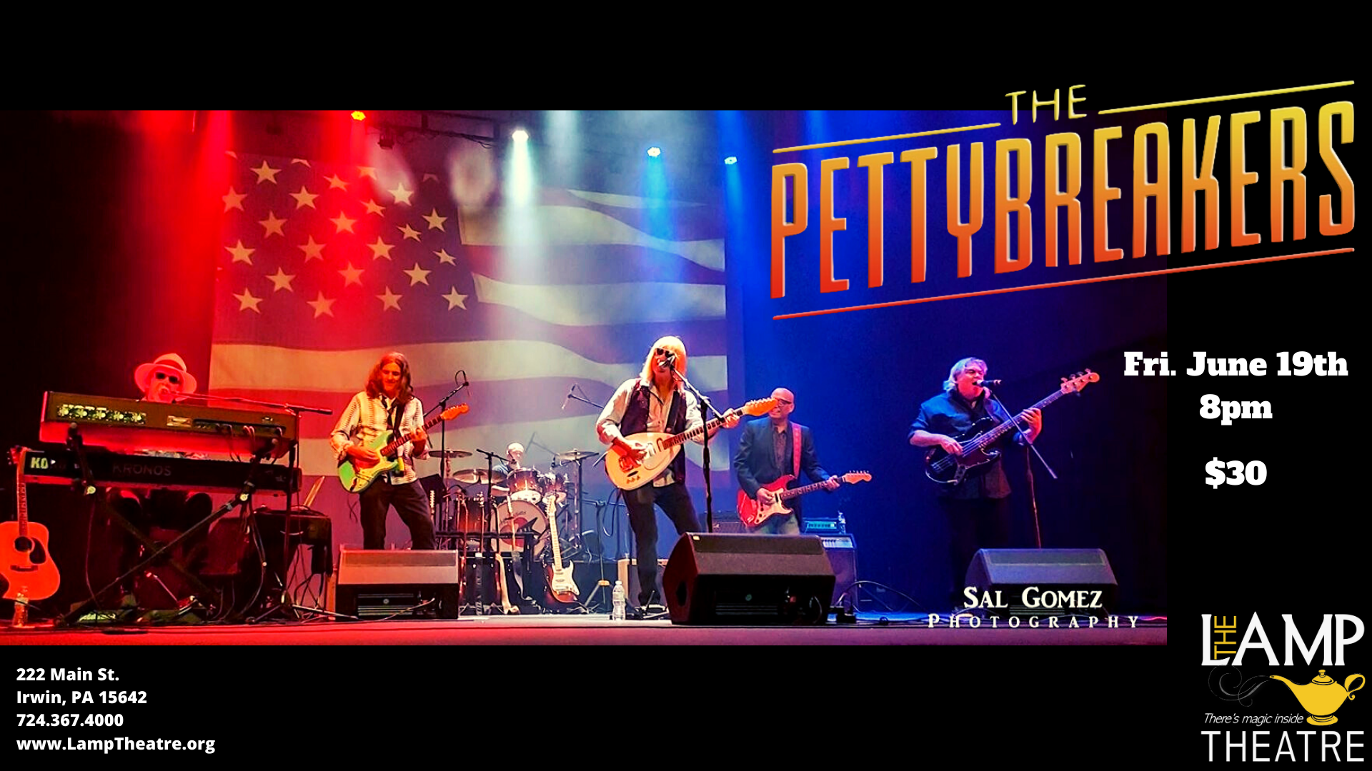The Pettybreakers The Tom Petty The Heartbreakers Tribute